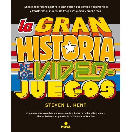 Libro: 'La gran historia de los video-juegos'
