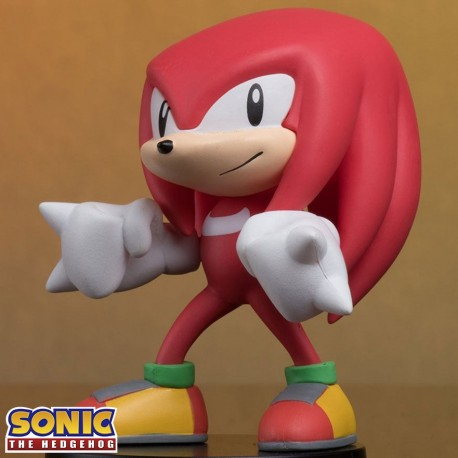Figura Sonic The Hedgehog ® PVC BOOM8 Series Vol. 04 Knuckles 8 cm