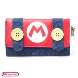Cartera monedero de Mario Nintendo ®