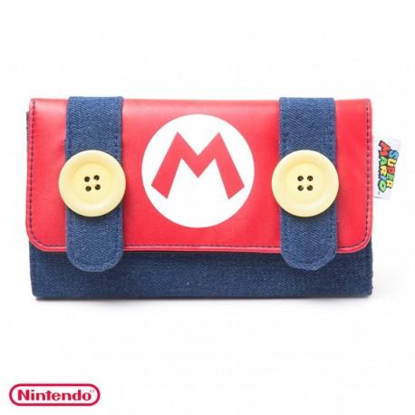 Monedero de Mario Nintendo ®