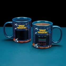 Taza térmica de Space Invaders ®
