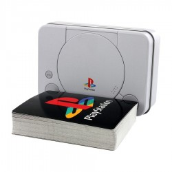 Baraja de cartas oficial de Sony Playstation ®