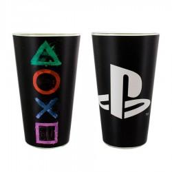 Vaso de cristal Sony Playstation ®