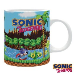 Taza de 16Bits Sonic The Hedgehog ®