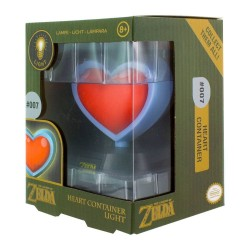 Lámpara mini de The Legend Of Zelda ® Corazón vida