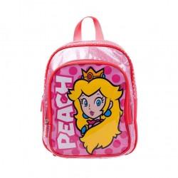 Mochila escolar de Peach