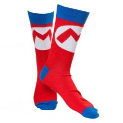 Calcetines oficiales de Mario Nintendo ®