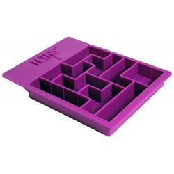 Cubitera de hielo, molde de silicona | TETRIS ®