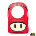 Mochila Nintendo ® Mushroom Placed Print