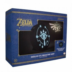 Lámpara Sheikah · The Legend of Zelda ®