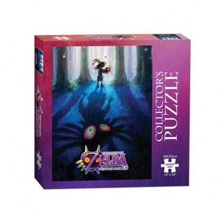 ZELDA - Puzzle The Legend of Zelda Majora's Mask Monster Hunter