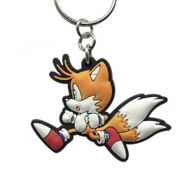 Llavero PVC de Tails | Sonic The Hedgehog