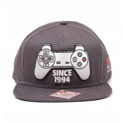 Sony PlayStation Gorra Béisbol Snap Back Controller