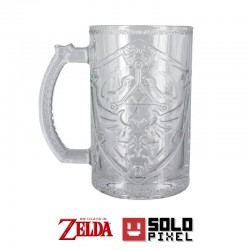 Vaso Jarra de cristal de The Legend Of Zelda ®