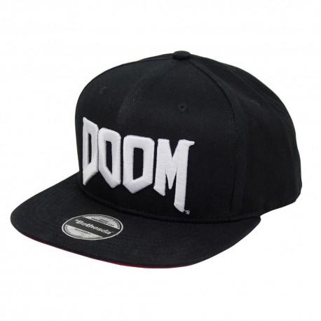 Gorra DOOM | Doom Gorra Béisbol Snapback Logo
