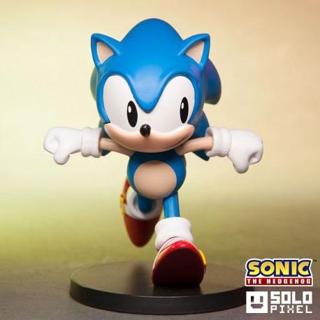 Figura | Sonic The Hedgehog Figura PVC BOOM8 Series Sonic Vol. 02 8 cm