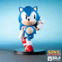 Figura | Sonic The Hedgehog Figura PVC BOOM8 Series Sonic Vol. 01 8 cm