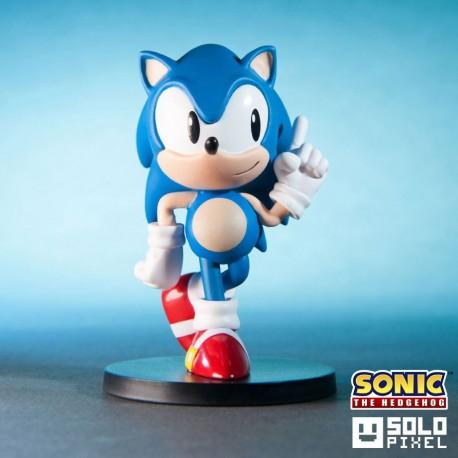 Figura | Sonic The Hedgehog Figura PVC BOOM8 Series Sonic Vol. 01 8 cm