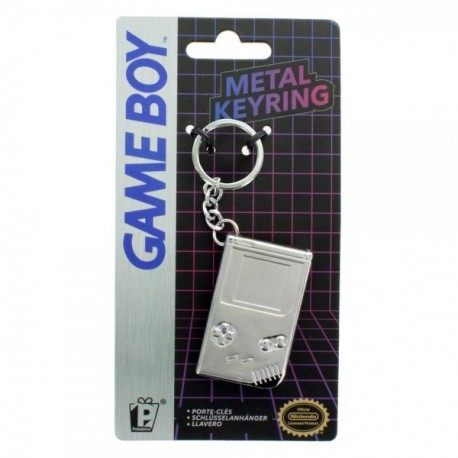 Llavero de Game Boy | NINTENDO - Gameboy 3D Metal Keyring