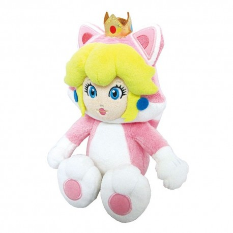 Peluche | NINTENDO - Cat Peach Plush 25cm