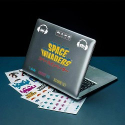 Mini-vinilos | SPACE INVADERS - Gadget Decals
