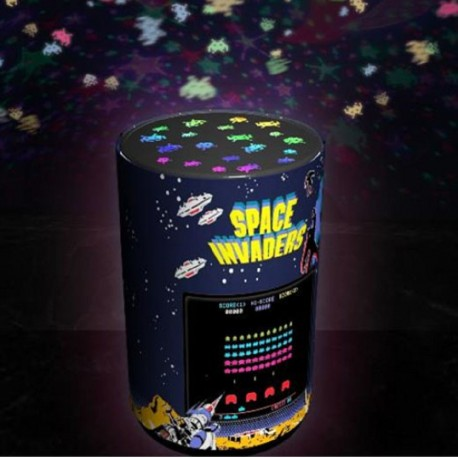 Proyector   SPACE INVADERS - Projection Light