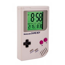 Reloj despertador Game Boy ®