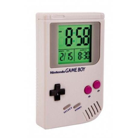 Despertador | NINTENDO - Gameboy Alarm Clock