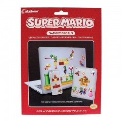 Mini-vinilos | NINTENDO - Super Mario Gadget Decals