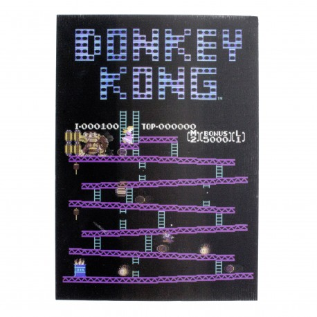 NINTENDO - Donkey Kong Lenticular Notebook