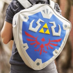 Mochila escudo | The Legend Of Zelda