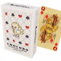 Baraja de cartas de poker | Chocobo ®