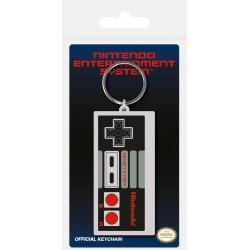 Llavero de caucho Nintendo ® NES Controller