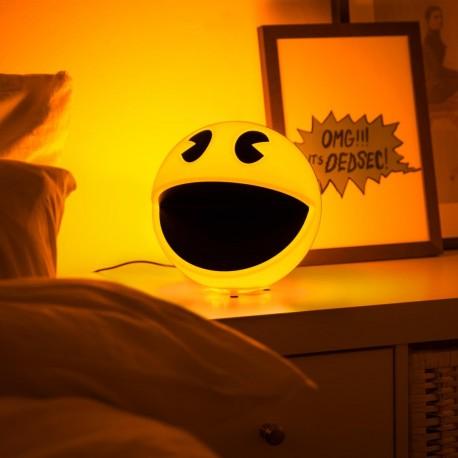PAC-MAN ® Lámpara con mando a distancia y sonidos