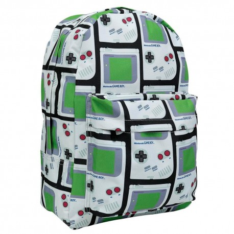 Nintendo Mochila Gameboy All Over Print