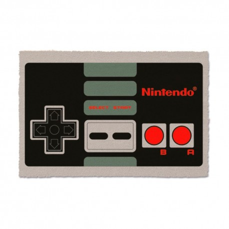 Nintendo Felpudo NES Controller 40 x 60 cm