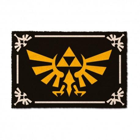 Legend of Zelda Felpudo Triforce 40 x 60 cm