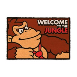 Donkey Kong Felpudo Welcome To The Jungle 40 x 60 cm