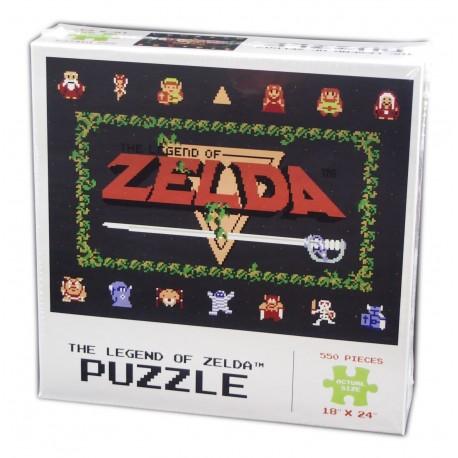 Legend of Zelda - Puzzle Classic