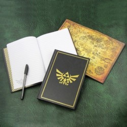 Libreta cuaderno de The Legend of Zelda ® Libreta Hyrule Wingcrest