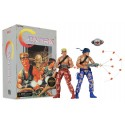 Figuras Contra Action Bill & Lance 18 cm