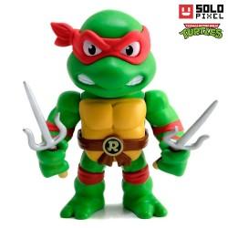 Figura TMNT ® Raphael de metal Jada Toys