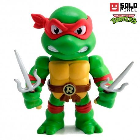 TMNT - Raphael (Figura de metal, Jada Toys)