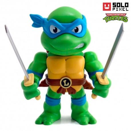 TMNT - Leonardo (Figura de metal, Jada Toys)
