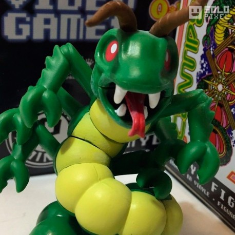 Centipede (Retro Gaming - Mini figura Funko)
