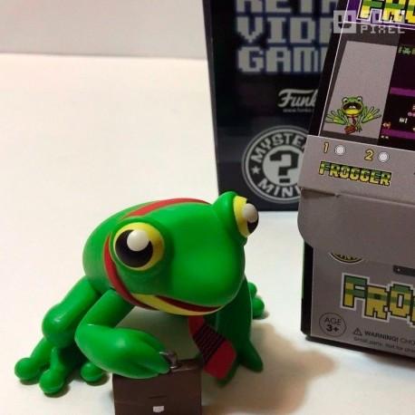Frogger (Retro Gaming - Mini figura Funko)