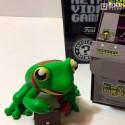 Figura Frogger Retro Gaming Mini figura Funko ®