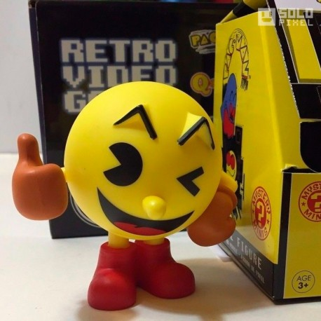 PAC- MAN (Retro Gaming - Mini figura Funko)