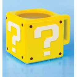 Taza Question Block | Nintendo ®