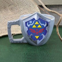 Taza Escudo | The Legend Of Zelda ®
